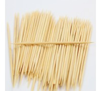 Bamboo Toothpick 200gm - 100Boxes
